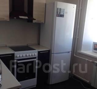 1-комнатная, улица Саратовская 4а. Железнодорожный, агентство, 40 кв.м.