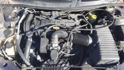 Контрактный двигатель Додж Стратус 2005 г EDZ 2.4 л бензин