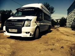 Ford Transit. Продаётся микроавтобус турист ford transit, 2 200 куб. см., 17 мест