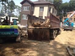Вывоз строительного мусора. Обслуживание строек, организац. Нал/Безнал