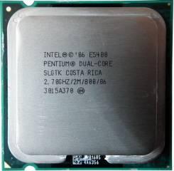 Intel Pentium Dual-Core