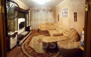 4-комнатная, улица Ладыгина 13. 64, 71 микрорайоны, агентство, 87 кв.м. Интерьер