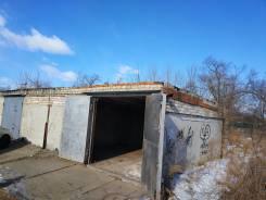 Гаражи капитальные. улица Городок-5 16 прямо за Школой, р-н Гарнизон Городок, 50 кв.м., электричество. Вид снаружи