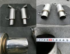 Выхлопная система. Subaru Legacy B4, BLE Subaru Legacy, BL, BLE
