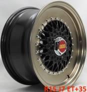 BBS RS. 7.0x15, 4x100.00, 4x114.30, ET35, ЦО 73,1мм.