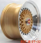 BBS RS. 8.0x17, 4x100.00, 4x114.30, ET32, ЦО 73,1мм.