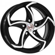 NZ Wheels F-17. 6.5x16, 5x114.30, ET40, ЦО 66,1 мм.
