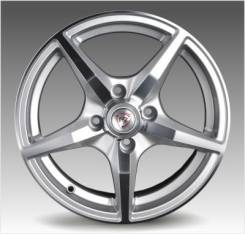 NZ Wheels F-30. 6.5x16, 5x114.30, ET40, ЦО 66,1 мм.