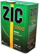ZIC 5000. Вязкость 10W-40