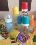 Бутылочки.
