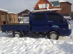 Kia Bongo III. Продается грузовик Kia Bongo3, 2 900куб. см., 1 250кг., 4x2