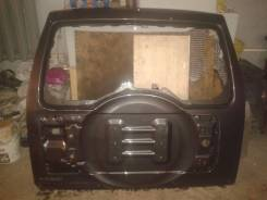 Дверь багажника. Mitsubishi Pajero, V97W, V98W