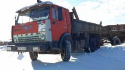 Камаз 55102. Прдается с прицепом, 10 500 куб. см., 7 000 кг.
