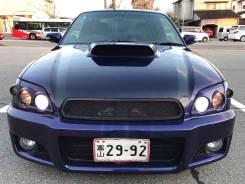 Воздухозаборник. Subaru Legacy B4, BE5 Subaru Legacy, BE5