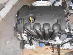 Двигатель. Hyundai Solaris Hyundai i30 Двигатель G4FC