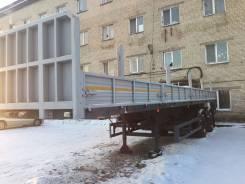 МАЗ. Полуприцеп Бортовой, 27 500 кг.
