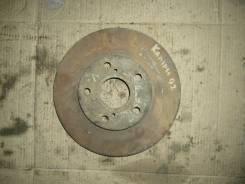 Диск тормозной. Toyota Camry, SV32 Двигатель 3SFE