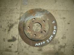 Диск тормозной. Toyota Mark II, JZX91, JZX91E Двигатель 2JZGE