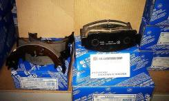 Колодки тормозные. Lexus: IS300, IS200, SC430, GS430, LS400, SC300, SC400, GS300, GS400 Toyota: Crown, Aristo, Ipsum, Verossa, Altezza, Avensis Verso...