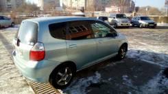 Honda Fit. вариатор, передний, 1.3 (86 л.с.), бензин, 136 000 тыс. км