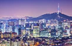 Работа в Сеуле.