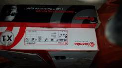 Диск тормозной. Toyota 4Runner, GRN215, UZN210, UZN215, GRN210 Toyota GX470, UZJ120 Toyota Land Cruiser Prado, TRJ125, RZJ120, LJ120, LJ125, KDJ125, G...
