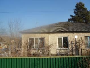 Продается дом. Улица Орлова, р-н Пограничный, площадь дома 67 кв.м., централизованный водопровод, электричество 15 кВт, отопление твердотопливное, от...