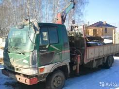 Hino Ranger. Автокран HINO Ranger, 5 000 кг.