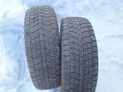 Dunlop Grandtrek SJ6. Зимние, без шипов, износ: 50%, 2 шт