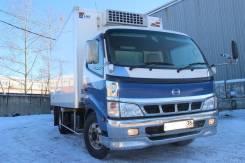 Hino Dutro. Продается грузовик -рефрижератор HINO Dutro, 4 900 куб. см., 3 000 кг.