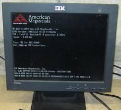 """IBM. 15"""" (38 см), технология LCD (ЖК)"""