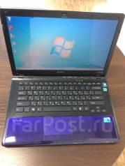 "Sony VAIO PCG. 14"", ОЗУ 4096 Мб, диск 330 Гб, WiFi"