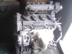 Двигатель в сборе. Nissan X-Trail Nissan Primera Двигатель QR20DE