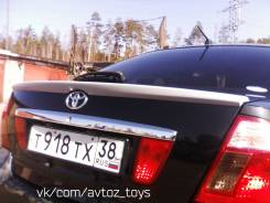 Спойлер. Toyota Premio, ZZT240