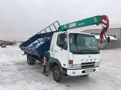 Mitsubishi Fuso Fighter. , 8 200 куб. см., 5 000 кг.
