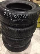 Kumho Sense KR26. Летние, износ: 20%, 4 шт