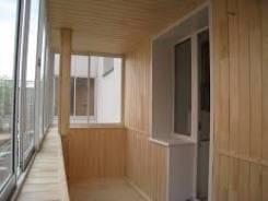 Балконы утепление и отделка. Ремонт окон.