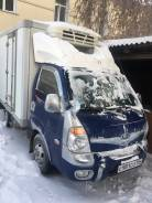 Kia Bongo III. Продаётся грузовик 2011г, 2 900 куб. см., 1 500 кг.