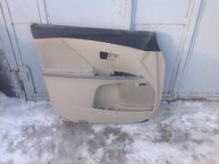 Обшивка двери. Toyota Venza