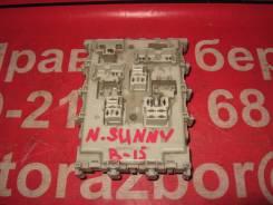 Блок предохранителей салона Nissan Sunny FB15 243508N000 24350 8N000