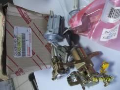 Замок. Toyota Camry, MCV36, MCV30, ACV36, ACV30 Двигатели: 1MZFE, 2AZFE