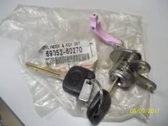 Личинка замка. Toyota Land Cruiser, FZJ100, FZJ105, HDJ100, HZJ105, UZJ100 Двигатели: 1HZ, 1HDT, 1FZFE, 2UZFE, 1HDFTE