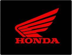 """Номерок на мотоцикл """"Honda"""""""