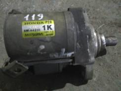 Стартер. Honda Integra, DB6, DC1 Двигатель ZC
