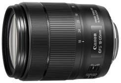 Объектив Canon EF-S 18-135mm f/3.5-5.6 IS NANO USM. Для Canon EF-S, диаметр фильтра 67 мм