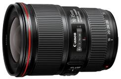 Объектив Canon EF 16-35mm f/4L IS USM. Для Canon EF, диаметр фильтра 67 мм