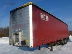 Schmitz SO1. Шторный полуприцеп Schmitz S01, 32 200 кг.