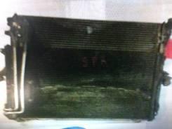 Радиатор охлаждения двигателя. Porsche Cayenne, 9PA Двигатели: M022Y, M, 48, 00, 50, M02, 2Y