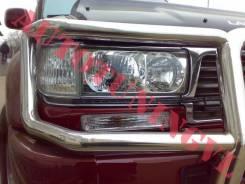 Стекло противотуманной фары. Toyota Land Cruiser, FJ80, FJ80G, FZJ80G, HDJ81V, FZJ80, FZJ80J, HDJ80, HDJ81