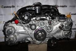 Двигатель в сборе. Subaru Forester Двигатель FB20